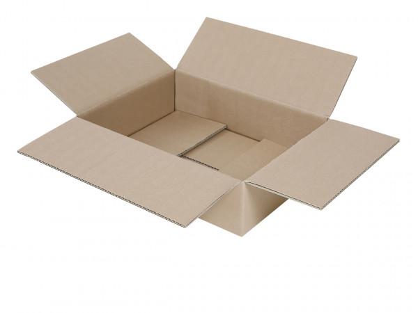 Faltkarton 400x300x100 mm (2-wellig)